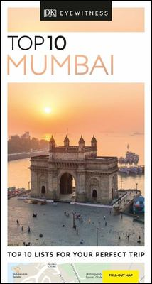 Top 10 Mumbai: DK Eyewitness Travel Guide