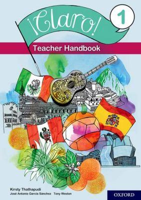 ¡Claro! Teacher Handbook 1