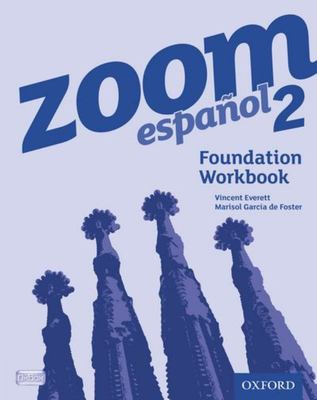 Zoom Español, Foundation Workbook 2 (pack of 8)