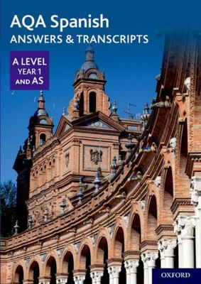 AQA Spanish Answers and Transcripts - Year 1 Answer Book
