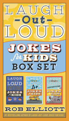Laugh-Out-Loud Jokes for Kids 3-Book Box Set - Includes a+ Jokes for Kids, Adventure Jokes for Kids, and Awesome Jokes for Kids