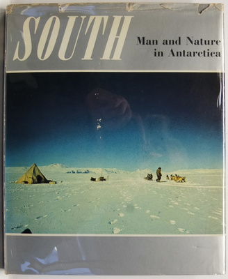 South Man and Nature in Antarctica A New Zealand View