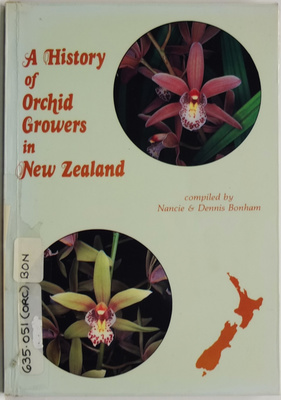 A History of Orchid Growers in New Zealand