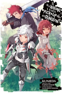 Is It Wrong to Try to Pick up Girls in a Dungeon? (GN #7)