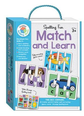 Match and Learn Spelling Fun