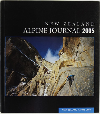 New Zealand Alpine Journal 2005 Volume 57