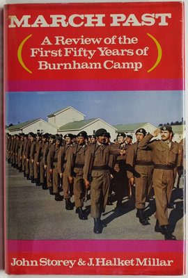 March Past A Review of the First Fifty Years of Burnham Camp