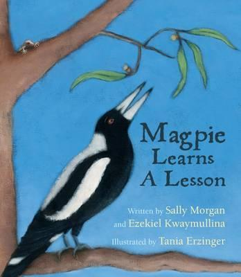Magpie Learns a Lesson PB