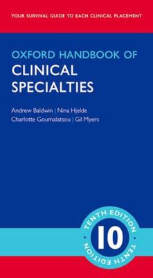 Clinical Specialities