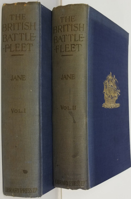 The British Battle Fleet Its Inception and Growth Throughout the Centuries to the Present Day Volumes I and II