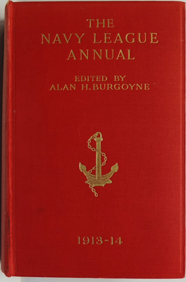 The Navy League Annual 1913-14
