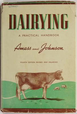 Dairying. A Practical Handbook