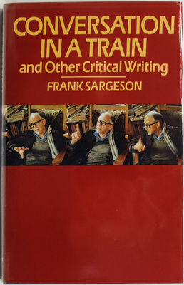 Conversation in a Train and Other Critical Writing