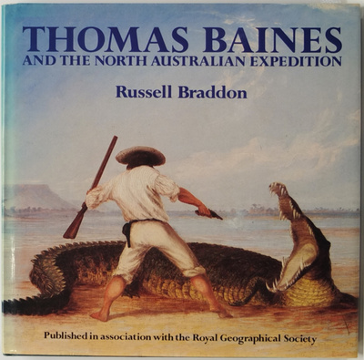 Thomas Baines and the North Australian Expedition