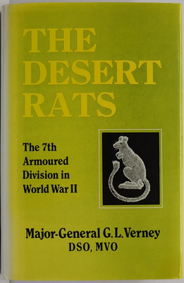 The Desert Rats - The Seventh Armoured Division in WWII