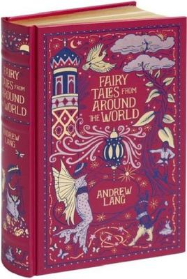 Fairy Tales from Around the World  (Leather bound)