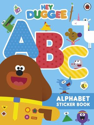 Hey Duggee: ABC - Alphabet Sticker Book