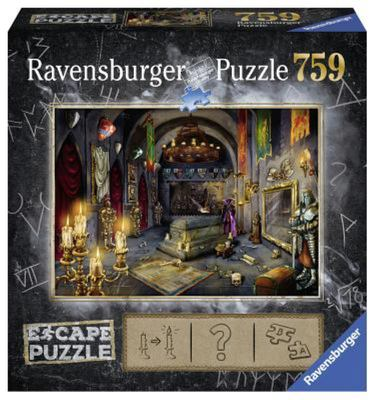 759PC Rburg - ESCAPE 6 Vampire Castle RB19961-7