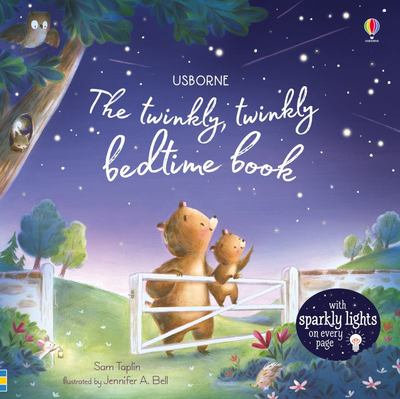The Twinkly, Twinkly Bedtime Book