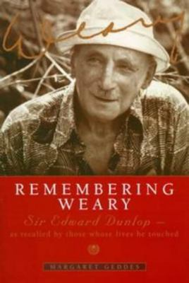 Remembering Weary: Sir Edward Dunlop as recalled by those whose lives he touched