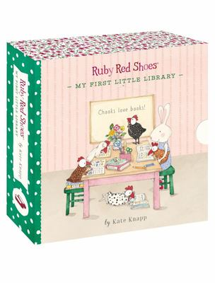 Ruby Red Shoes: My First Little Library Boxset
