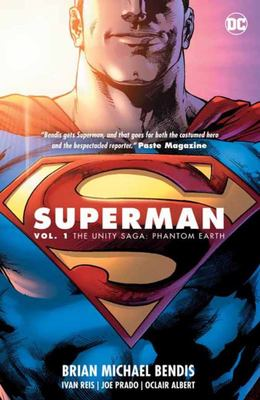 Superman Vol. 1: The Unity Saga - Phantom Earth