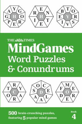 The Times Mind Games Word Puzzles and Conundrums Book 4
