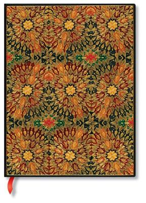 Paperblank Journal fire flowers Ultra / lined