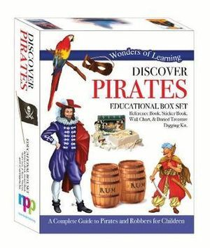 Wonders of Learning Discover Pirates Box Set