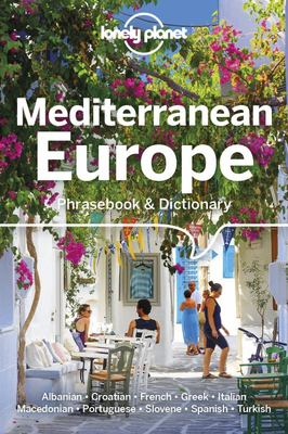 Mediterranean Europe Phrasebook and Dictionary 4