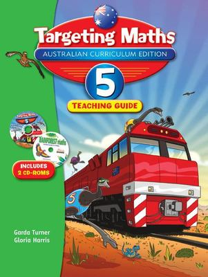 Targeting Maths ACE Year 5 Teaching Guide incl 2 CD Roms - Pascal
