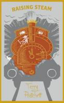 Raising Steam - (Discworld Novel 40)