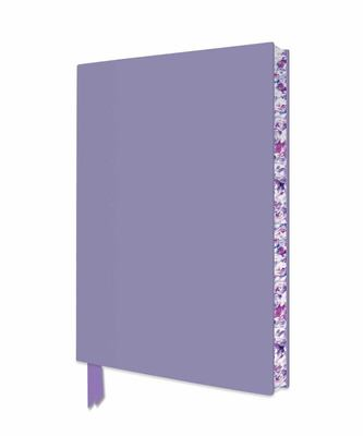 Lilac Artisan Notebook (Flame Tree Journals)