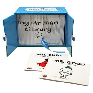My Mr Men Complete Library (paperback)