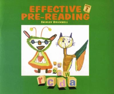 Effective Pre-Reading Student Book 2