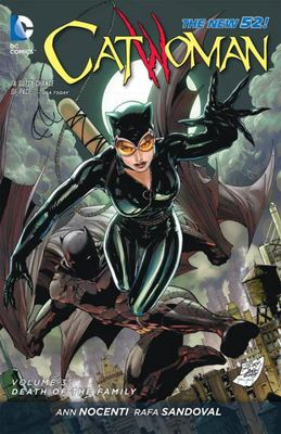 Catwoman: Volume 3: Death of the Family