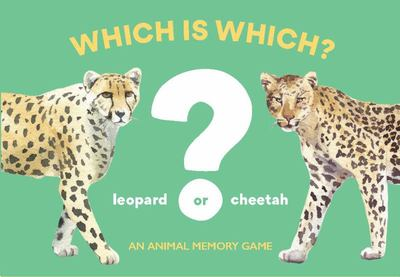Which Is Which? - An Animal Memory Game