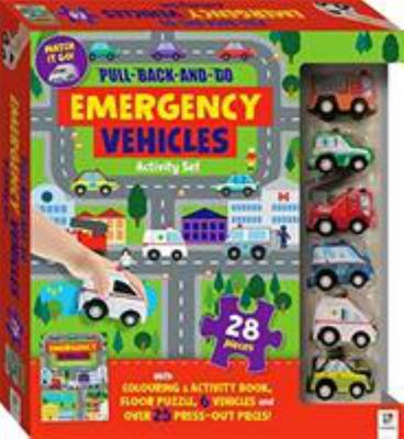 Pull Back and Go: Emergency Vehicles