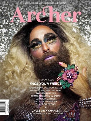 Archer Magazine #12 The Play Issue