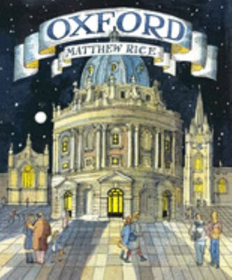 Oxford - A Living History of English Architecture