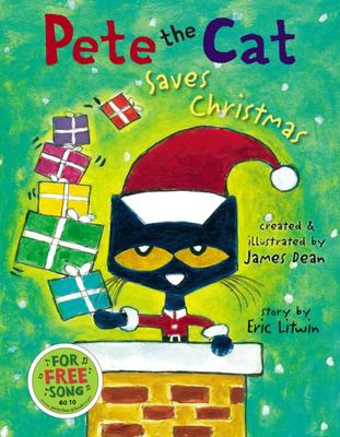 Pete the Cat Saves Christmas (#6)
