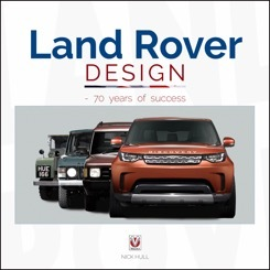 LAND ROVER DESIGN: 70 TEARS OF SUCCESS