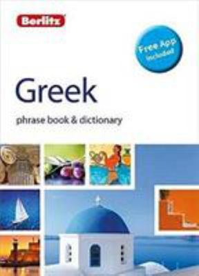 Greek Phrasebook and Dictionary 2 - Berlitz Language