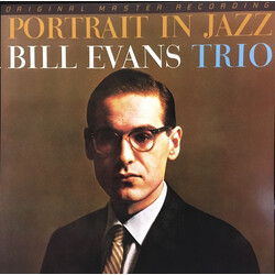 Portrait In Jazz - Bill Evans (limited edition ultradisc)