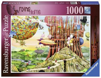 Ravensburger - Flying Home Puzzle 1000Ppc