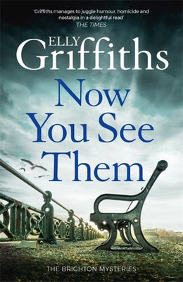 Now You See Them - The Brighton Mysteries 5
