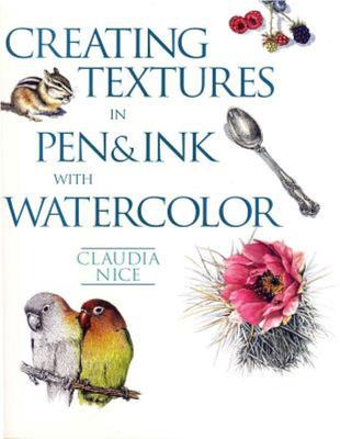 Creating Textures in Pen and Ink with Watercolor