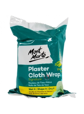 Signature Plaster Cloth Wrap 10cm x 4.6m (3.9in x 14.8ft) MMSP0021