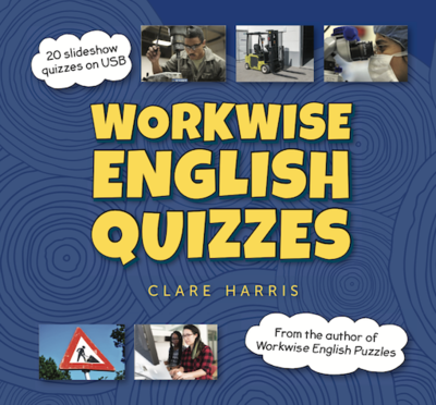 Workwise English Quizzes (USB)