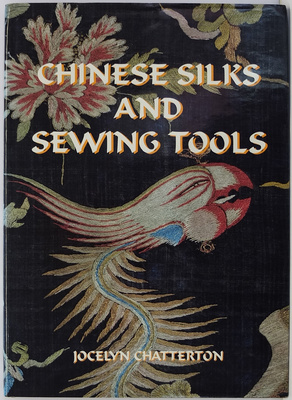 Chinese Silks and Sewing Tools